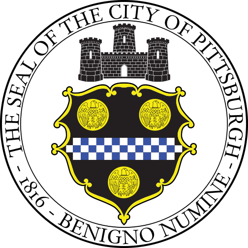 City Seal of Pittsburgh, Pennsylvania