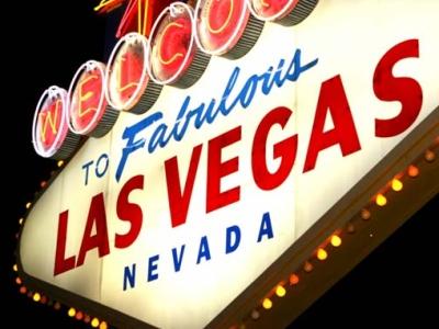 Skyline of Las Vegas, NV