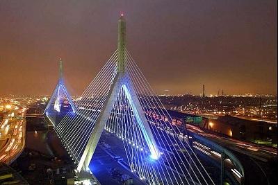 City of Boston Skyline