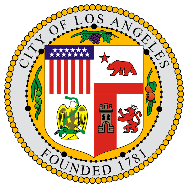 City Seal of Los Angeles