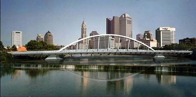 City of Columbus Skyline