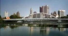 Skyline of Columbus Ohio