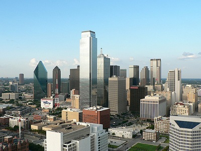 City of Dallas Skyline