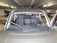 Indianapolis Windshield Replacement, step 2: Prepare to Install New Windshield