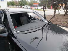 Las Vegas Windshield Replacement, step 2: Prepare to Install New Windshield