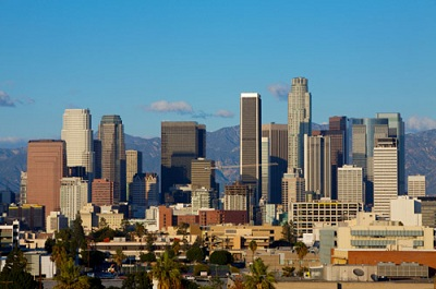 City of Los Angeles Skyline