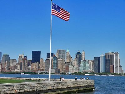 City of New York Skyline