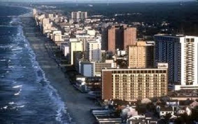 City of Virginia Beach Skyline
