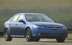 Acura TL Windshield Replacement