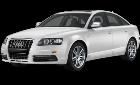 2011 Audi A6 4 Door Sedan White