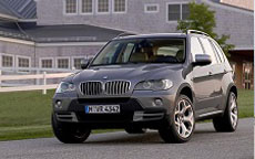 BMW X5 Windshield Repair