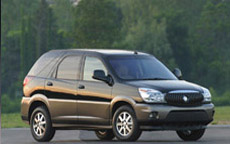 Buick Rendezvous Auto Glass Repair