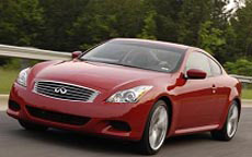 2008 Infiniti G37