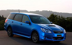 2009 Subaru Exiga