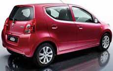 2009 Suzuki Exiga
