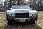 1970 Cadillac Coupe DeVille 2 Door Convertible Windshield