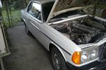 1978 Mercedes Benz 280CE *I Can't Find My Part