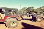 1988 Jeep Wrangler 2 Door Utility Windshield