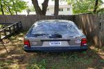 1991 Subaru Loyale 4 Door Station Wagon Back Glass   Heated