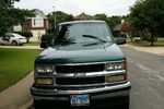 1995 Chevrolet Pickup C1500 Standard Cab Windshield