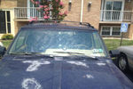 1996 Jeep Cherokee 4 Door Utility Windshield