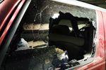 1996 Oldsmobile Bravada Passenger's Side Quarter Glass