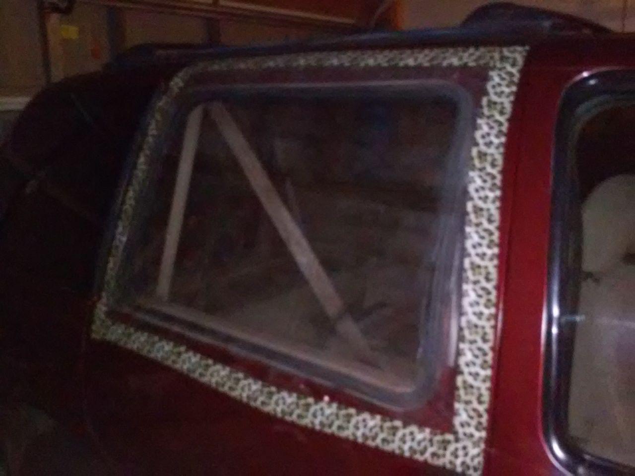 Mercury Villager Mini Van Rear Passenger S Side Door Glass on 1975 Mercury Montego