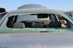 1998 Audi A6 4 Door Sedan Back Glass