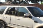 1999 Ford Expedition Rear Passenger's Side Door Glass