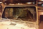 1999 Jeep Wrangler 2 Door Utility Windshield
