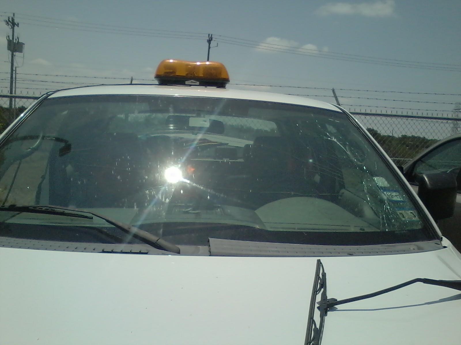 Buick LaCrosse: Backglass Antenna