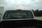 2000 Ford F 250 2 Door Standard Cab Back Glass