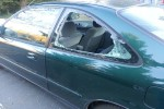 2000 Honda Civic 2 Door Coupe Quarter Glass Driver Side Replacement