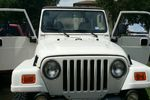 2000 Jeep Wrangler 2 Door Utility Windshield