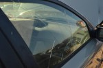 2000 Volvo S80 Door Glass   Front Passenger's Side