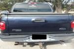 2001 Ford F 150 2 Door Super Cab Back Glass Slider
