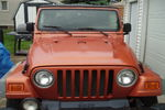 2001 Jeep Wrangler 2 Door Utility Windshield