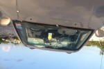 2001 Suzuki Grand Vitara XL7 Quarter Glass Driver Side