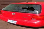 2001 Volkswagen Golf 4 Door Hatchback Back Glass