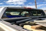 2002 Chevrolet Silverado C1500 2 Door Standard Cab Back Glass   Stationary