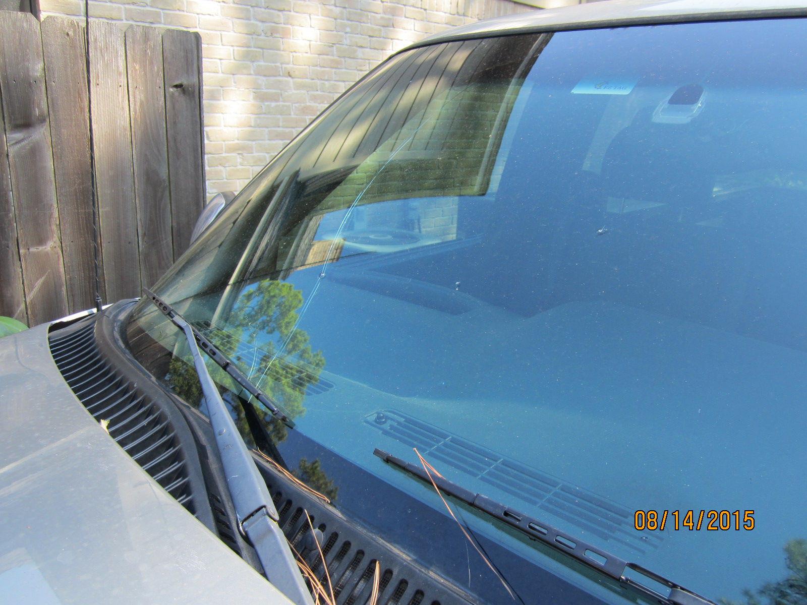 2002 Gmc Sierra C1500 2 Door Standard Cab Windshield