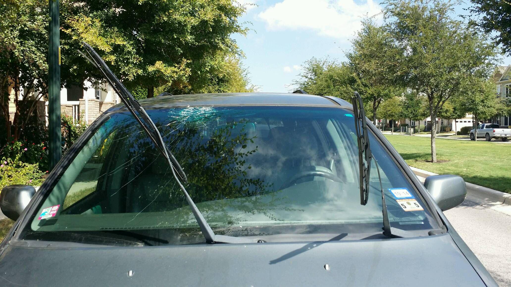 2002 Honda Odyssey Windshield