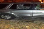 2002 Oldsmobile Bravada Rear Passenger's Side Door Glass