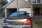 2002 Pontiac Grand Am 4 Door Sedan Back Glass
