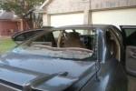 2002 Pontiac Grand Am 4 Door Sedan Back Glass