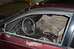 2002 Saturn SC2 Door Glass Front Driver Side