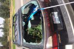 2002 Subaru OutBack 4 Door Station Wagon Back Glass