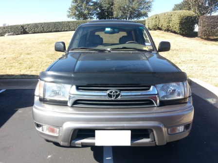 Toyota Celica Windshield Replacement >> 2002 Toyota 4Runner 4 Door Windshield Replacement