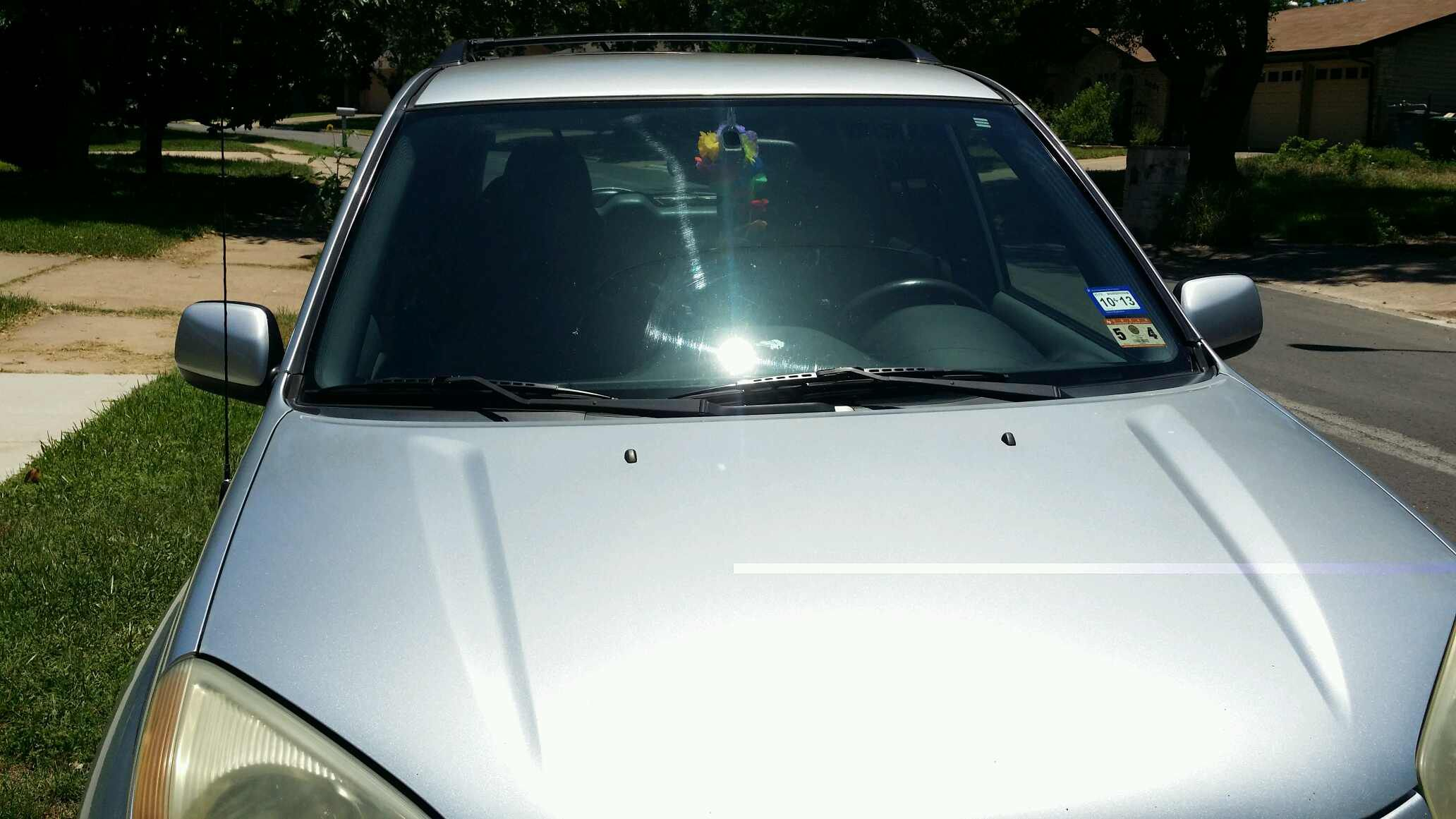 Oem toyota windshield glass replacement for Motor vehicle glass replacement