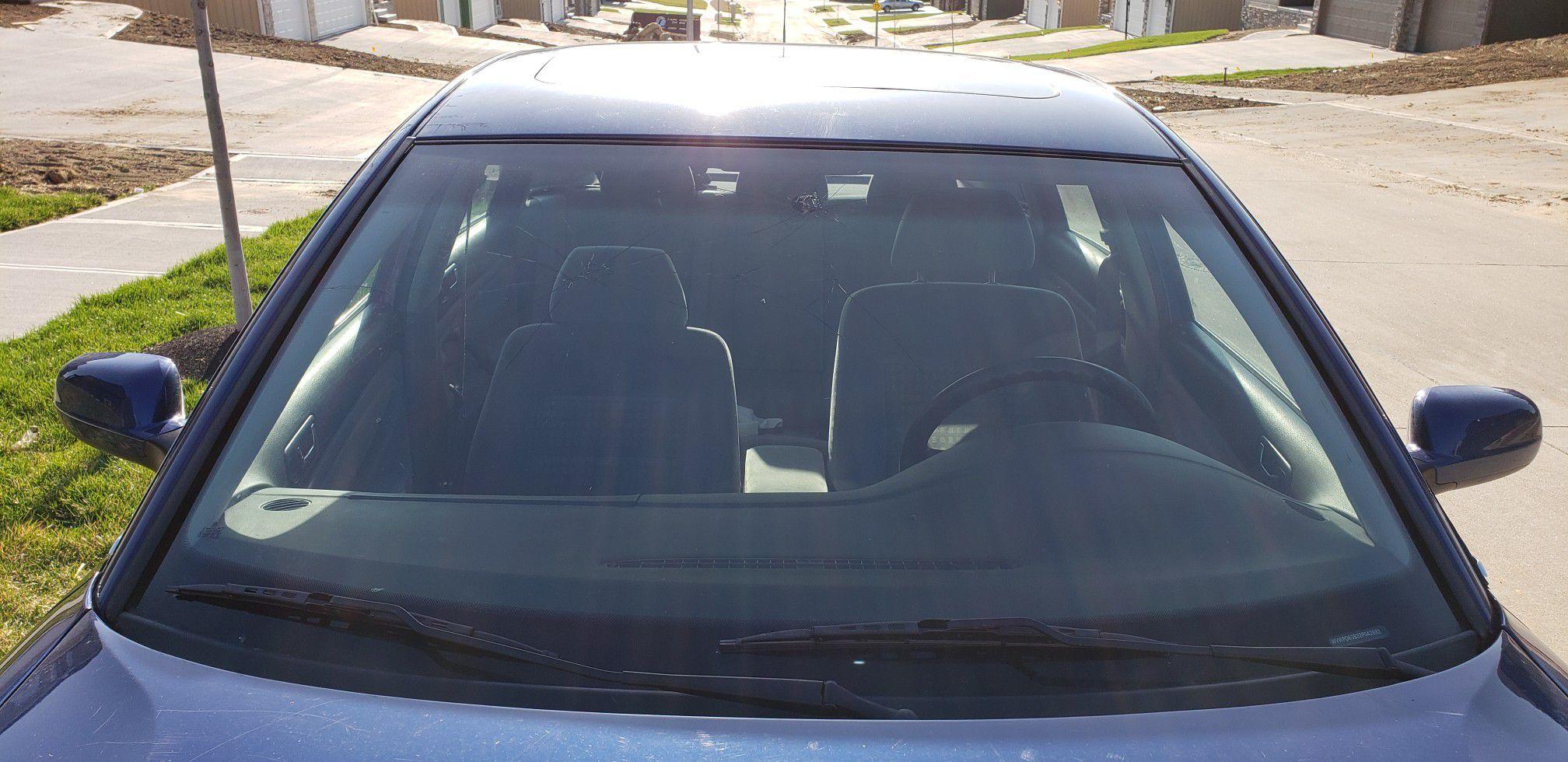 2006 volkswagen passat windshield wipers